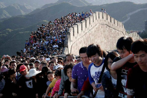 China's recently announced a new official national holiday (Sept. 3-5) for V-Day celebration