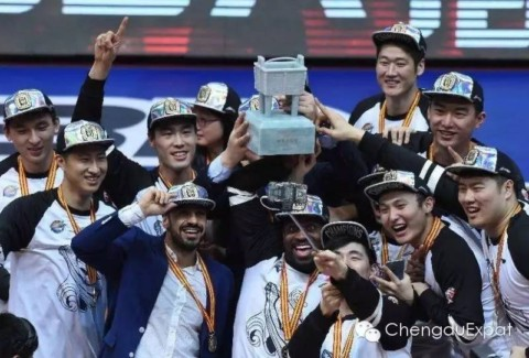 Sichuan Blue Whales Conquer 2016 CBA Championship