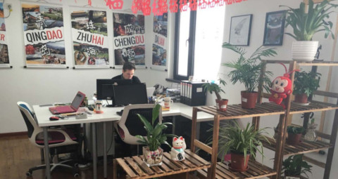 Paul Yeandle Interview – Making it in Chengdu Under 30