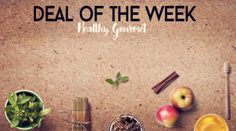 Deal of the Week – Healthy Gourmet