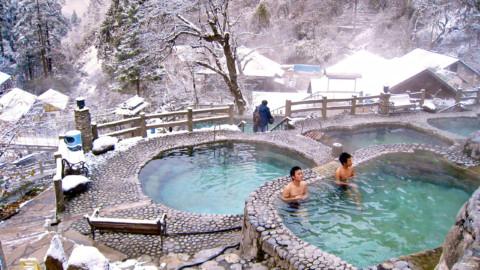 Hot Springs around Chengdu