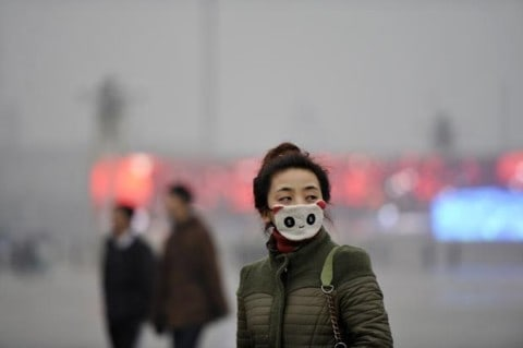Surviving the Winter Pollution in Chengdu