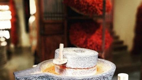 Chilli grinder – that Sichuan spice 🌶 @steven8268