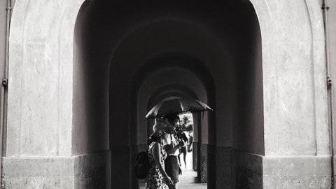 Tunnel vision ⛩ @sklchiu