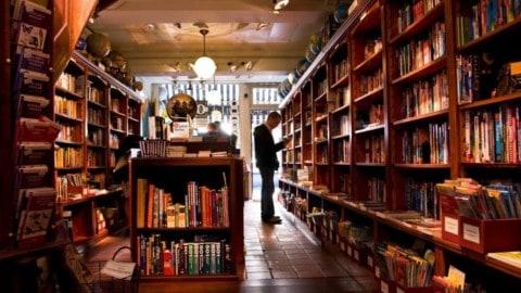 Finding English Language Books in Chengdu
