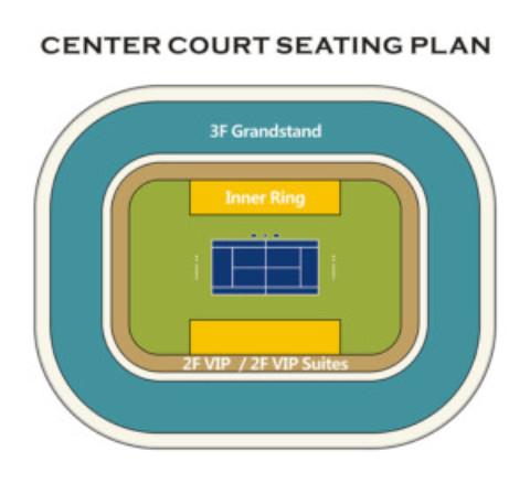 Sichuan International Tennis Center