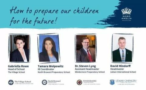 Preparing for the Future – Educational Workshop