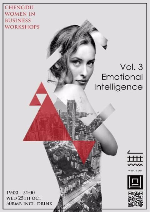 Women In Business Workshop Series Vol.3-Emotional Intelligence