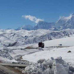 Tibet to Nepal Through Newly Opened Border