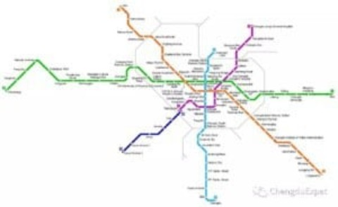 Metro Line 4 Shiling Station