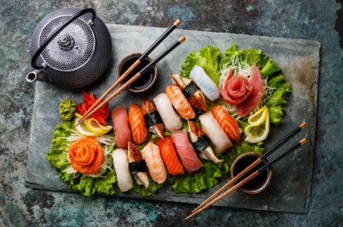 Japanese Restaurants in Chengdu