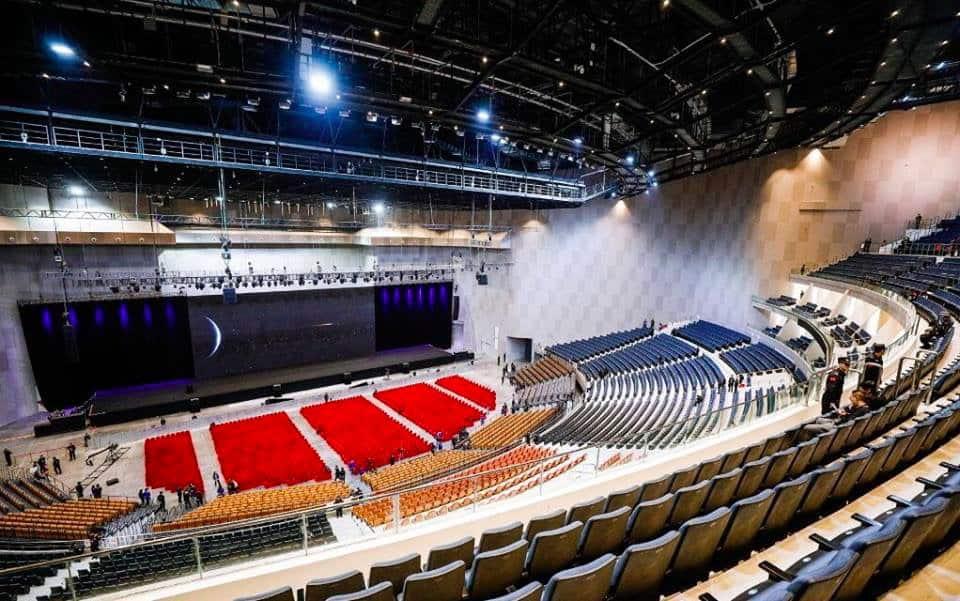 Wuliangye Chengdu Performing Arts Centre | Chengdu Expat